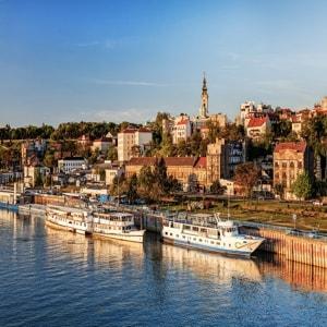 Республика Сербия и её самые лучшие достопримечательности.