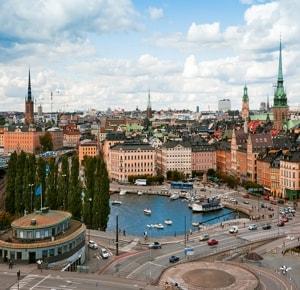 Стокгольм и его самые интересные достопримечательности для туриста.