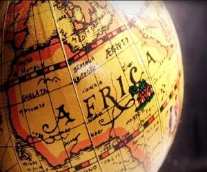 Главные достопримечательности Африки.