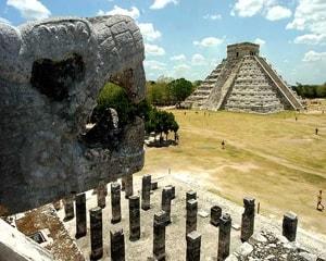 Ица - достопримечательность культуры древних майя