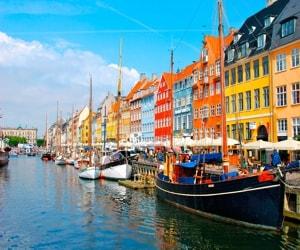 Дания и ее самые интересные достопримечательности.