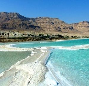 Мертвое море в Израиле и его лечебные свойства.