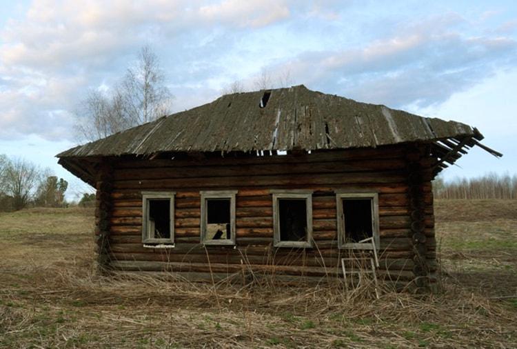 Заброшенные деревни Удмуртии, удручающие достопримечательности Удмуртии.