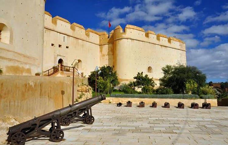 Музей оружия в Фесе - очень интересная достопримечательность в Марокко.