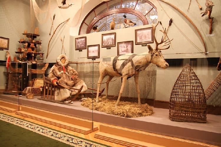Губернский музей Тобольска - главная достопримечательность в Тобольске.