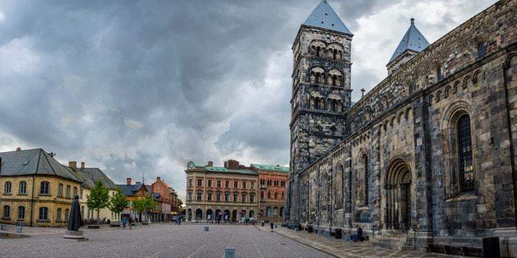 Кафедральный собор - главная достопримечательность в Швеции.