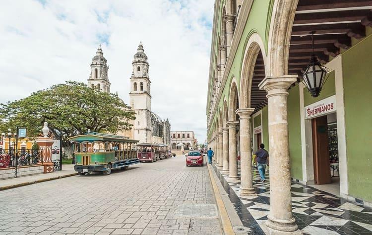 Кампече – яркая и незабываемая достопримечательность Мексики.