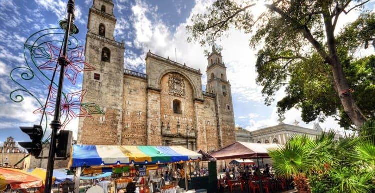 Еще одна незабываемая достопримечательность Мексики – Мерида – один из самых старинных городов страны.