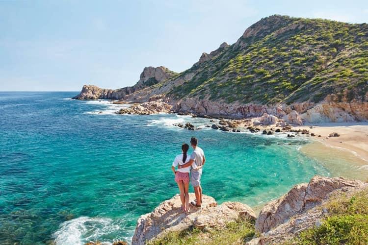 В Лос-Кабосе вы найдёте около 80 км изумительных пляжей. один из них - Playa Chileno.