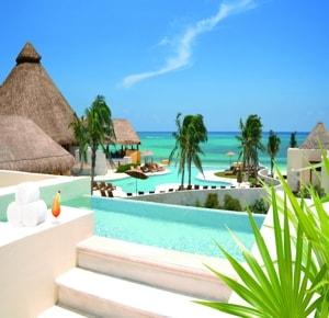 Список пляжей и курортов Мексики для туристов.