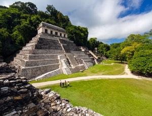 Пирамиды майя построены с учетом астрономических событий.