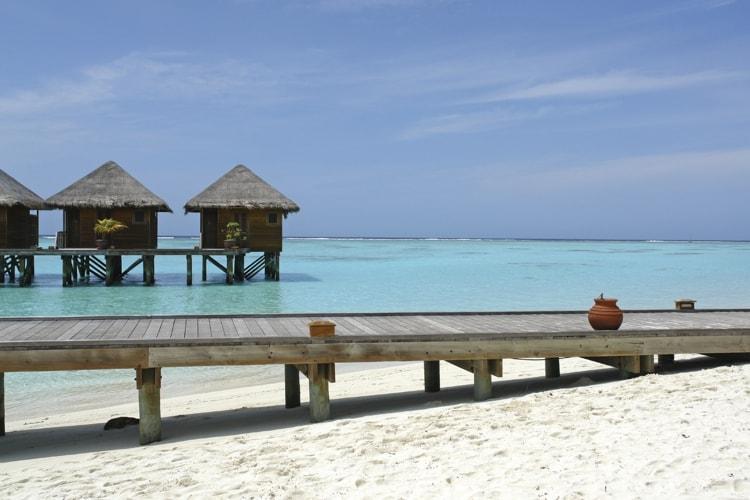 Playa Paamul -пляж прекрасно подходяит для отдыха и занятия водными видами спорта.
