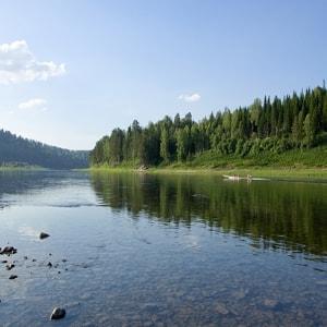 По-Сибири — Природа Кемеровской области
