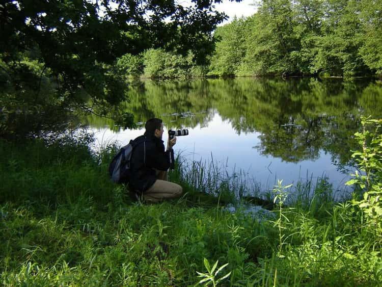Озера Хопра в хоперском заповеднике очень красивое место в заповеднике