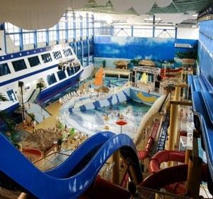 Аквапарк в Серпухове порадует ваших детей