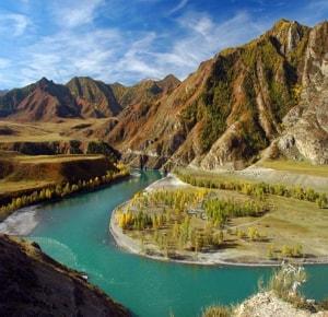Алтайский заповедник и его природа