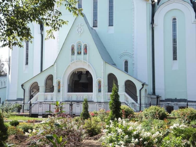 Колокола в Храме Воскресения Христова в Сокольниках