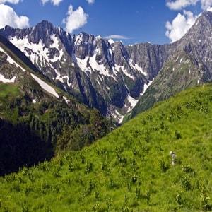Кавказский биосферный заповедник и его природа