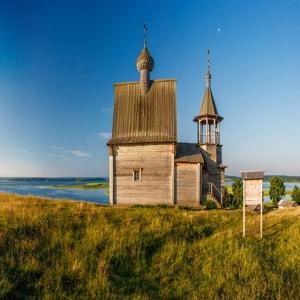 Кенозерский национальный парк — единственный национальный парк в России, взявший на свой баланс почти 100 памятников архитектуры