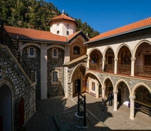 Киккский монастырь и его особенности
