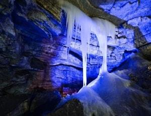 Кунгурская ледяная пещера очень нравиться посетителям