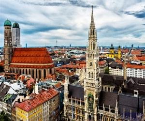 Нюрнберг и достопримечательности этого города