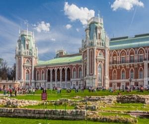 В Царицыно есть очень интересный музей заповедник