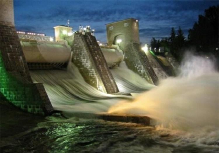 Финляндия и ее достопримечательности водопад Иматранкоски
