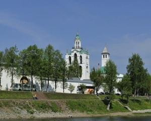 Ярославский музей заповедник - один из старейших музеев Российской Федерации