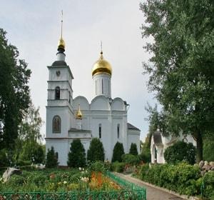 Борисоглебский монастырь и его достопримечательности
