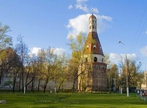 Симонов монастырь и его самые главные достопримечательности