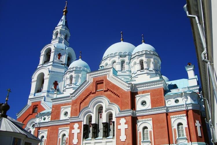 Валаамский монастырь и его достопримечательность - Спасо-Преображенский собор