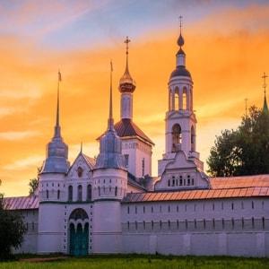 Толгский монастырь – действительно сильное и чистое место