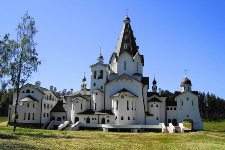 Валаамский монастырь и его достопримечательность - Владимирский скит