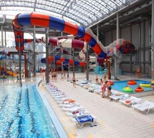 Аквапарк Терминал в Броварах порадует и детей и взрослых