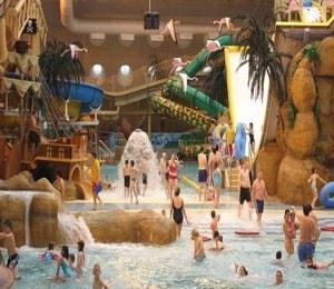 Аквапарк Планета в Уфе приглашает своих гостей в затерянный мир Юрского периода