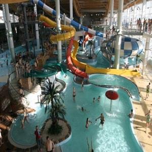 Аквапарк Вотервиль - самый первый аквапарк в Санкт-Питербурге