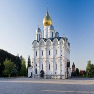 Архангельский собор Московского Кремля - выдающийся памятник русского зодчества
