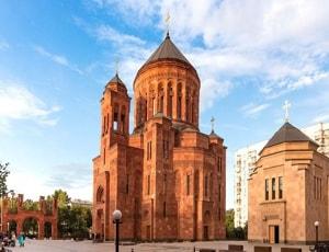 Армянская церковь в Москве и ее достопримечательности