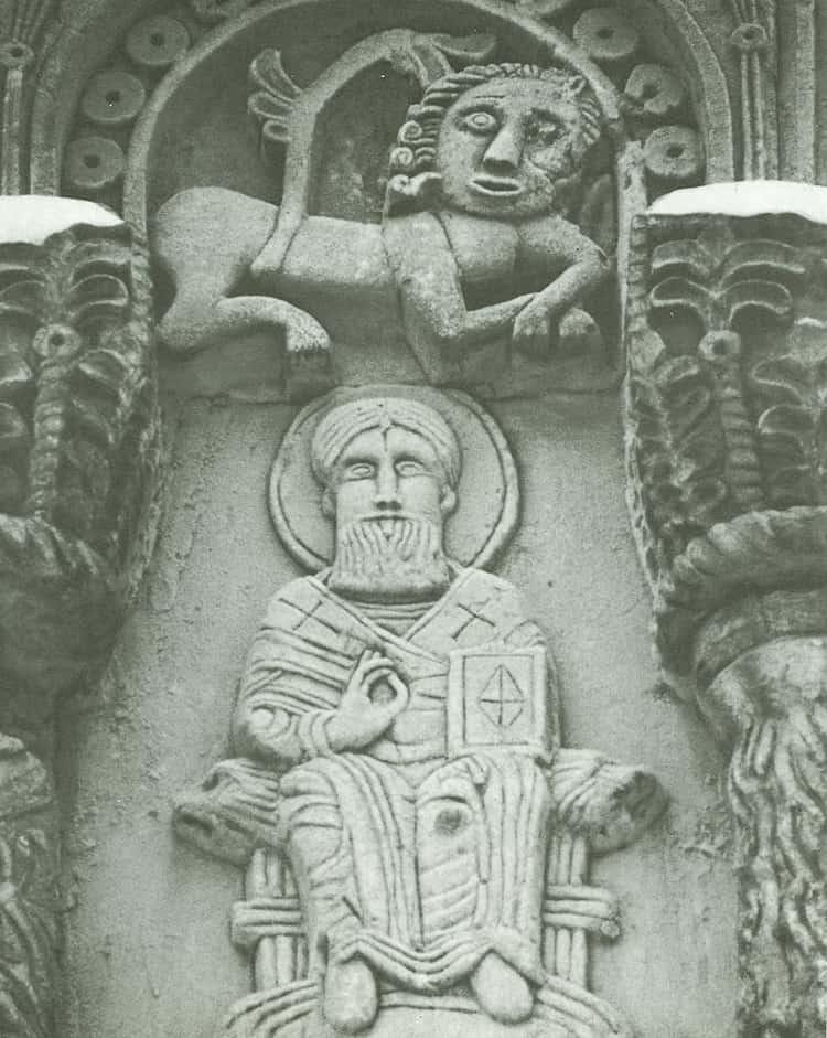 Дмитриевский собор во Владимире и его библейский царь Давид
