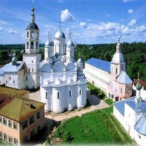 Боровский монастырь и его достопримечательности