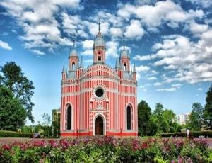 Чесменская церковь святого Иоанна Предтечи - достопримечательности Санкт-Петербурга