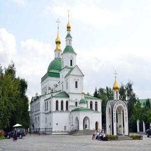 Даниловский монастырь и его достопримечательности