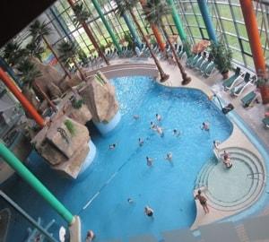 Аквапарк в Друскининкай приглашает отдохнуть, оздоровиться и развлечься посетителям самых разных возрастов
