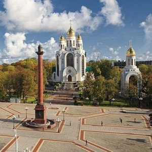 Кафедральный собор в Калининграде - интересный своими иконами и другими достопримечательностями