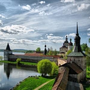 Кирилло Белозерский монастырь - мужской монастырь Вологодской епархии Русской православной церкви