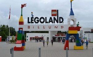Леголенд в Дании находится в Биллунде