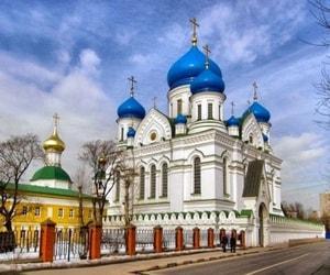 Николо Перервинский монастырь - был основан во времена Куликовской битвы