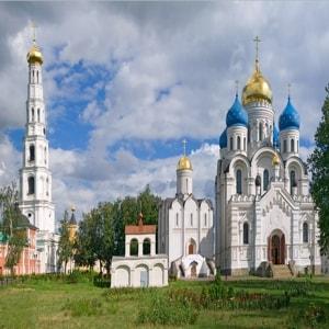 Николо Угрешский монастырь - православный мужской ставропигиальный монастырь Русской православной церкви
