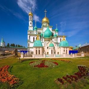 Новоиерусалимский монастырь в Московской области: описание, история и достопримечательности святыни